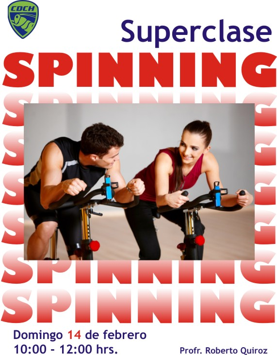 S per clase de spinning for Clases de spinning